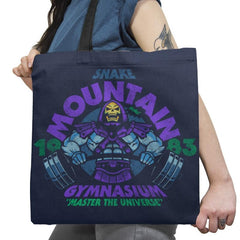 Snake Mountain Gym Exclusive - Tote Bag - Tote Bag - RIPT Apparel