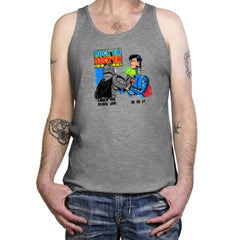 Rock 'em Sock 'em Super Friends Exclusive - Tanktop - Tanktop - RIPT Apparel