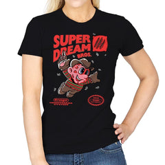 Super Dream Bros - Anytime - Womens - T-Shirts - RIPT Apparel