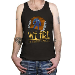 We Are Animated  - Tanktop - Tanktop - RIPT Apparel