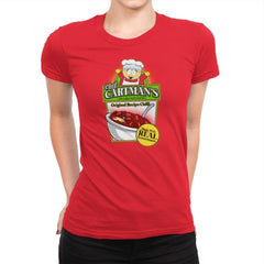 Tenorman Chili Exclusive - Womens Premium - T-Shirts - RIPT Apparel