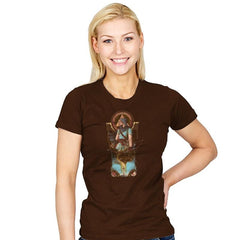 Hero of the Wild - Womens - T-Shirts - RIPT Apparel