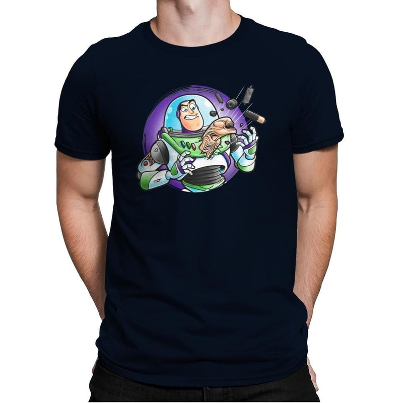 Space Guardian - Mens Premium - T-Shirts - RIPT Apparel