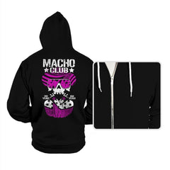 MACHO CLUB - Hoodies - Hoodies - RIPT Apparel