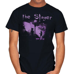 The Vamp Slayer - Mens - T-Shirts - RIPT Apparel