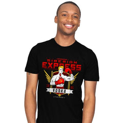 Siberian Express Vodka - Mens - T-Shirts - RIPT Apparel