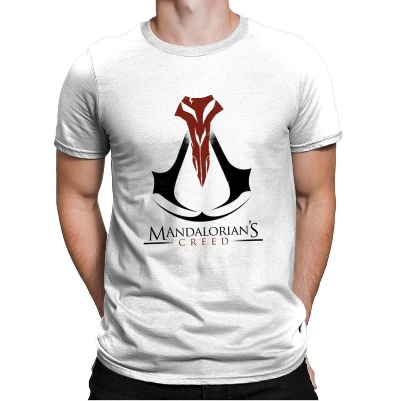 The Creedorian - Mens Premium - T-Shirts - RIPT Apparel