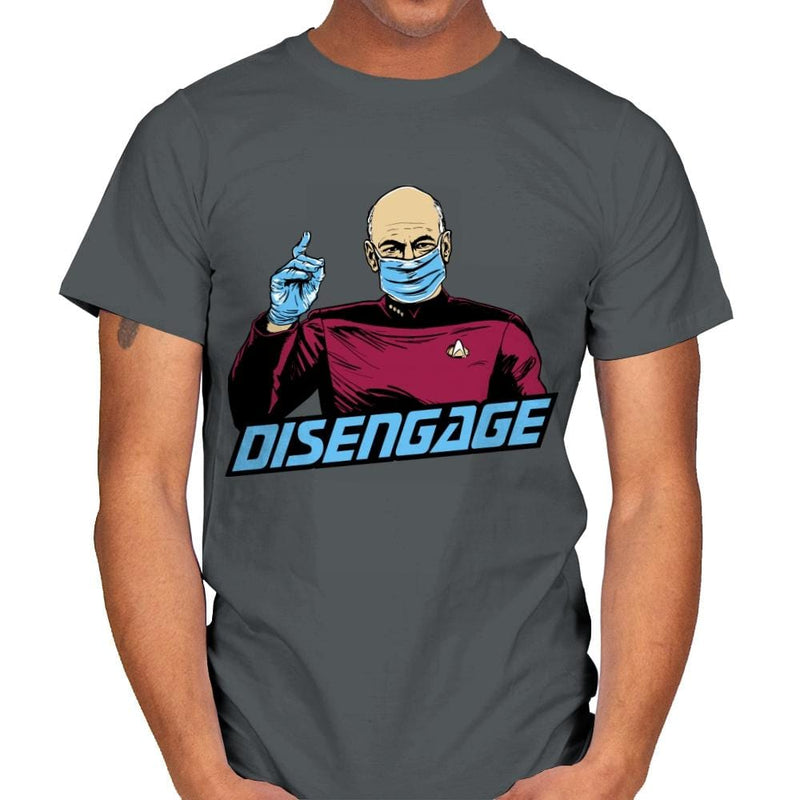 Disengage - Mens - T-Shirts - RIPT Apparel