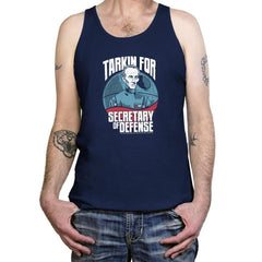 Secretary of Defense - Tanktop - Tanktop - RIPT Apparel