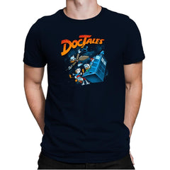 DocTales Exclusive - Mens Premium - T-Shirts - RIPT Apparel