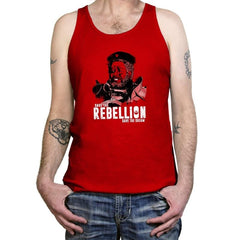 Save The Rebellion Exclusive - Tanktop - Tanktop - RIPT Apparel