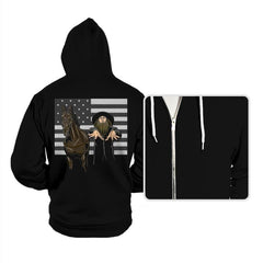 Amish 3000 - Hoodies - Hoodies - RIPT Apparel