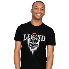 The Legend - Mens - T-Shirts - RIPT Apparel