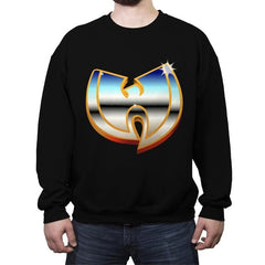Wu-Mania - Anytime - Crew Neck Sweatshirt - Crew Neck Sweatshirt - RIPT Apparel