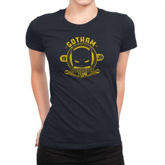 Detective's Club Exclusive - Womens Premium - T-Shirts - RIPT Apparel