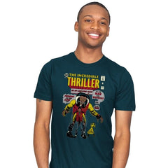 The Incredible Thriller - Mens - T-Shirts - RIPT Apparel