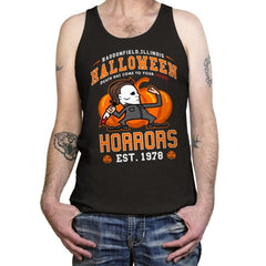 Halloween Horrors - Tanktop - Tanktop - RIPT Apparel