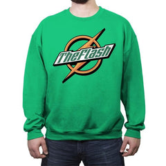 SPEEDSTERADE - Crew Neck Sweatshirt - Crew Neck Sweatshirt - RIPT Apparel