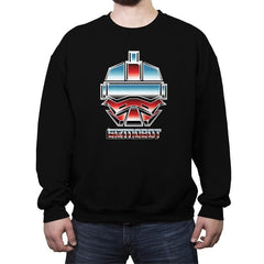 Gizmobot - Crew Neck Sweatshirt - Crew Neck Sweatshirt - RIPT Apparel