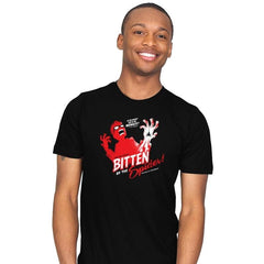 Bitten by the Spider - Mens - T-Shirts - RIPT Apparel