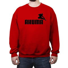Gouki - Crew Neck Sweatshirt - Crew Neck Sweatshirt - RIPT Apparel