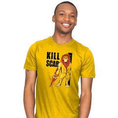 Kill Scar - Mens - T-Shirts - RIPT Apparel