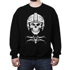 Jolly Rebel Reprint - Crew Neck Sweatshirt - Crew Neck Sweatshirt - RIPT Apparel