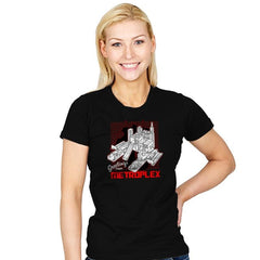 Greetings from the Metro Exclusive - Shirtformers - Womens - T-Shirts - RIPT Apparel
