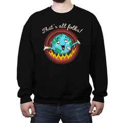 That's All, That's It - Crew Neck Sweatshirt - Crew Neck Sweatshirt - RIPT Apparel