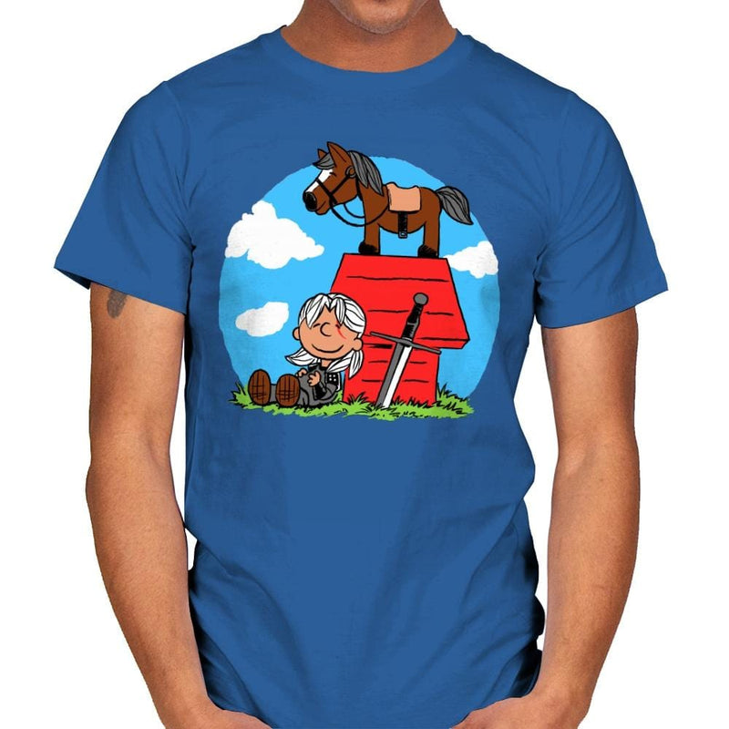 Geralty Brown - Mens - T-Shirts - RIPT Apparel