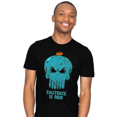 Existence is Pain - Mens - T-Shirts - RIPT Apparel