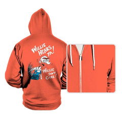 Who Cares? - Hoodies - Hoodies - RIPT Apparel