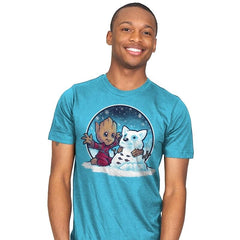 Snow Guardians - Mens - T-Shirts - RIPT Apparel