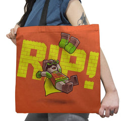 RIP! Exclusive - Tote Bag - Tote Bag - RIPT Apparel