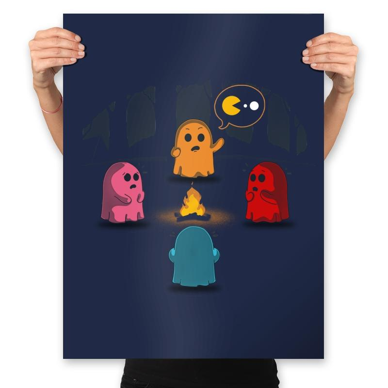 Ghost Stories - Prints - Posters - RIPT Apparel