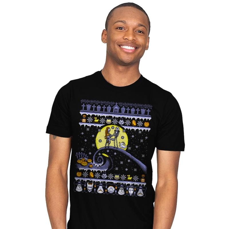 Romantic Nightmare - Mens - T-Shirts - RIPT Apparel