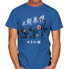 Cap Shoryuken - Anytime - Mens - T-Shirts - RIPT Apparel