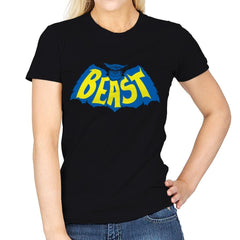 The Beast-Man - Womens - T-Shirts - RIPT Apparel