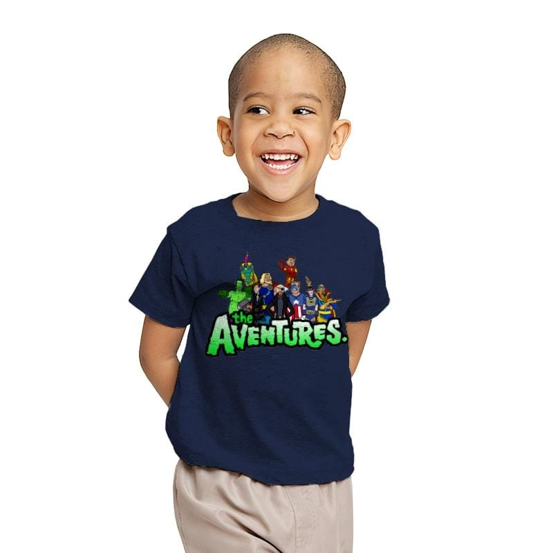 The Aventure Bros - Youth - T-Shirts - RIPT Apparel