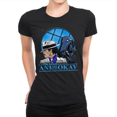 Are You Okay Ani? - Best Seller - Womens Premium - T-Shirts - RIPT Apparel