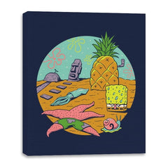 Nautical Nonsense - Canvas Wraps - Canvas Wraps - RIPT Apparel