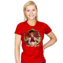 Hakuna Montana - Best Seller - Womens - T-Shirts - RIPT Apparel