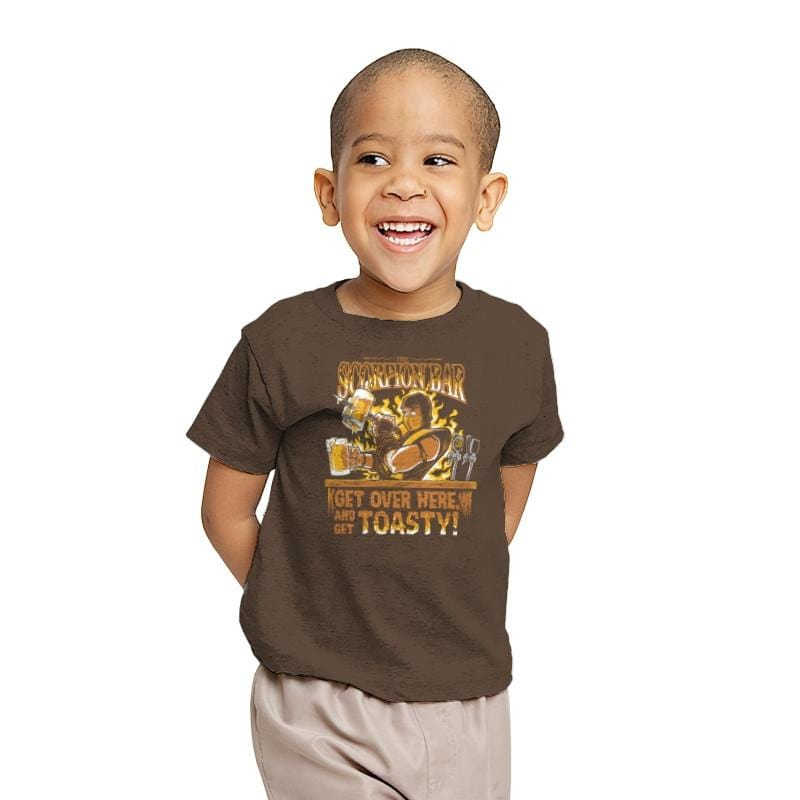 The Scorpion Bar Exclusive - Youth - T-Shirts - RIPT Apparel