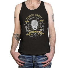 Cosmetic Surgery - Tanktop - Tanktop - RIPT Apparel