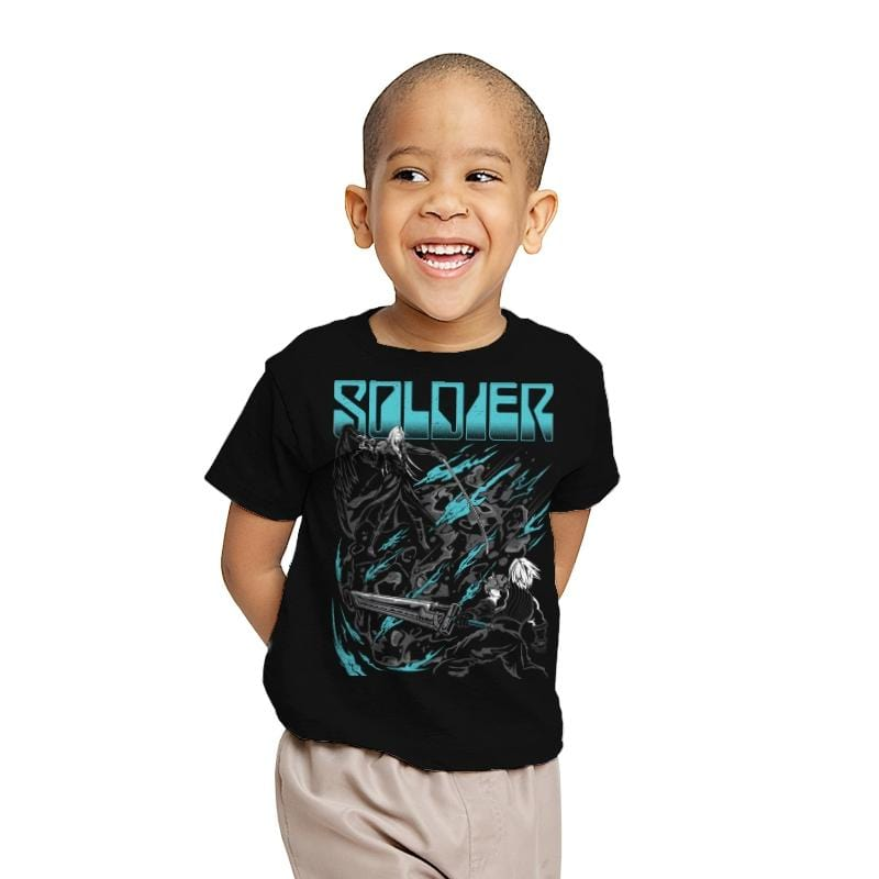 Final Soldier - Youth - T-Shirts - RIPT Apparel