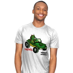 Turtlez - Mens - T-Shirts - RIPT Apparel