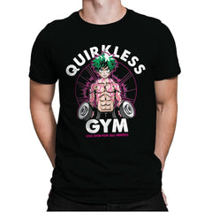 Quirkless Gym - Mens Premium - T-Shirts - RIPT Apparel