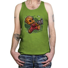 Super Tiny Guardian - Tanktop - Tanktop - RIPT Apparel