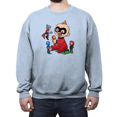 New Member - Crew Neck Sweatshirt - Crew Neck Sweatshirt - RIPT Apparel