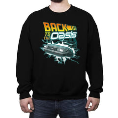 BTTO - Crew Neck Sweatshirt - Crew Neck Sweatshirt - RIPT Apparel